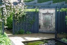 backyard partition