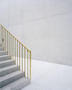 Bearth & Deplazes Architekten, Durisch + Nolli, Daniela Droz & Tonatiuh Ambrosetti · Bellinzona Swiss Federal Criminal Court · Divisare