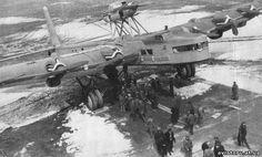 Воздушные гиганты АНТ-20 «Максим Горький» и АНТ-20бис