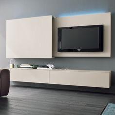 beleuchtung flach tv paneele