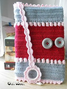 OwlWool Autumn, Blanket, Crochet, Fashion Accessories, Home Furnishings, Tricot, In Living Color, Crocheting, Fall