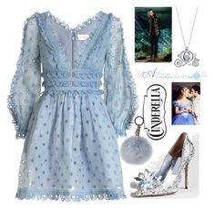 """A dream is a wish your heart makes"" by ghkbarbie ❤ liked on Polyvore featuring Zimmermann, Disney, York Wallcoverings and MICHAEL Michael Kors"