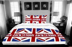ZENsation Dekbedovertrek Union Jack