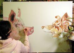 pig | Artist Commentary