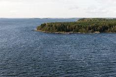 Vaasa Kvarken island, Finland.