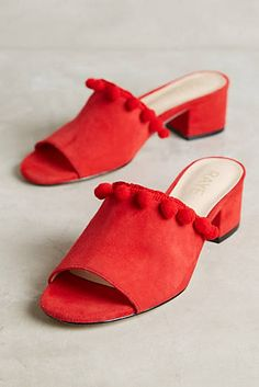 9d3f4ce9793630 Raye Camille Pommed Peeptoe Mules Loafer Mules