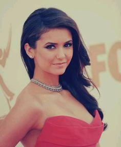 Nina Dobrev- ugh she is so gorgeous! #jealous #beauty