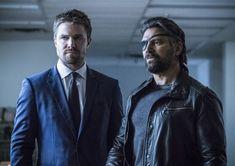 Arrow Season 6: Slade Wilson Needs Oliver Queen, Not Green Arrow