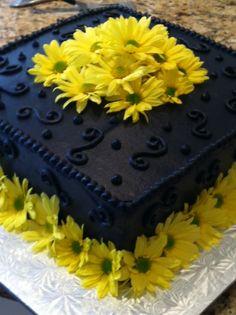Jackie's 50th birthday cake