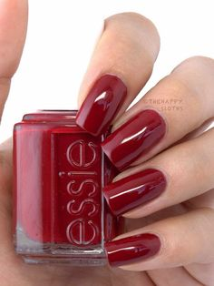 """Essie Fall 2014 Dress To Kilt Collection 