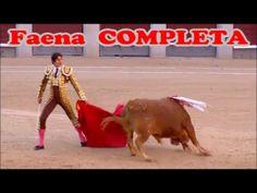 """Sebastian Castella """"faena cumbre"""" - Las Ventas, extraordinario toro """"Jab..."""