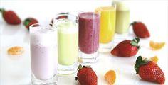Smoothies, lekker fruitig en gezond