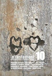 Le Testament #10 : Numéro 10