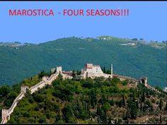 Marostica attraverso le quattro stagioni !!!