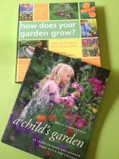 Gardening Inspirations for Children books.