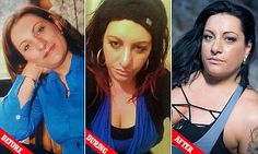 Former model's who battled meth addiction to become UFC fighter | Daily Mail Online