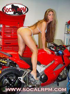 Motorcycle Hotties 15