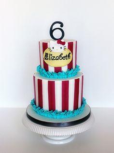 Elizabeth's Hello Kitty Cake | Flickr - Photo Sharing!