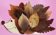 jeseň - ježko :)