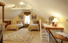 bedroom attics on pinterest | attic bedroom | RoOmS I like....