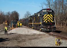 RailPictures.Net Photo: LAL 425 Livonia, Avon & Lakeville Alco C425 at Avon, New York by Hannah Stellpflug