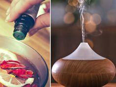 So steigern Sie Ihr Wohlbefinden mithilfe einer Aromatherapie.