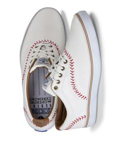 These New Baseball-Inspired O.C. x Keds Shoes Are A Home Run - COMING OUT SOON!