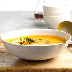 Curry Pumpkin Soup