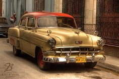 Cars of Cuba - Almendrones - Jola