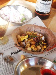 Bengali Chana chaat