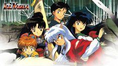 Friendship forever Shippo, Sango, Miroku, InuYasha, and Kagome Miroku, Kagome Higurashi, Manga Anime, Sengoku Period, Kagome And Inuyasha, Anime Shows, Me Me Me Anime, Film, Disney