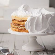 dulce de leche cake, unless you're in mexico, and then it would be cajeta cake. regardless, enjoy it however you decide to make it and say it!