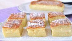 gâteau magique à la vanille au Thermomix, recette inratable d'un délicieux gâteau au bon goût de vanille avec une seule préparation et 3 couche à l'intérieur génoise, crème et flan.