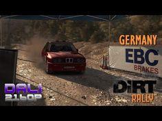 DiRT Rally | Germany | BMW E30 M3 | PC UltraHD 4K Gameplay 60fps 2160p