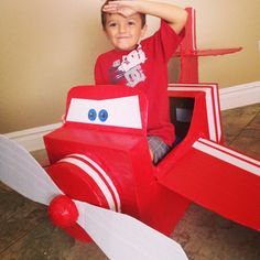 Cardboard plane                                                       …