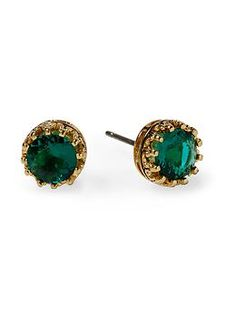 Juicy Couture Princess Stud Earring | Piperlime