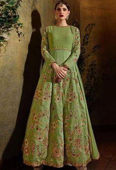 Green Georgette Designer Suit..@ fashionsbyindia.com #designs #indian #womens #style #cloths #stylish #casual #fashionsbyindia #punjabi #suits #wedding #chic #elegance #beauty #outfits #fantasy #embroidered #dress #PakistaniFashion #Fashion #Longsuit #FloralEmbroidery #Fashionista #Fashion2015 #IndianWear #WeddingWear #Bridesmaid #BridalWear #PartyWear #Occasion #OnlineShopping #salwar #kameez #anarkali