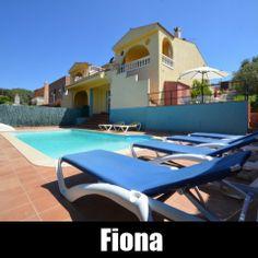 Ferienhaus Blanes Costa Brava Villa Spanien Fiona