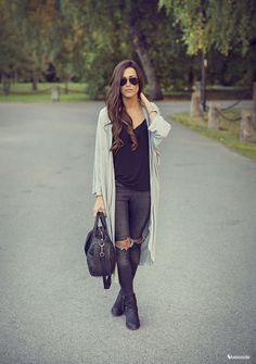 long coat ♥