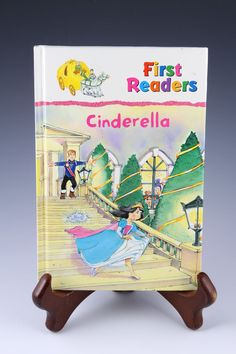 Cinderella - the story of a girl who, with a bit of help, follows her dreams for life outside of her stepmothers house, is now available as a