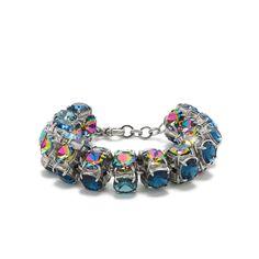 Full spectrum crystal bracelet : bracelets | J.Crew