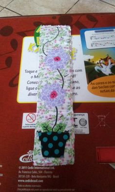 Marcador flor 2