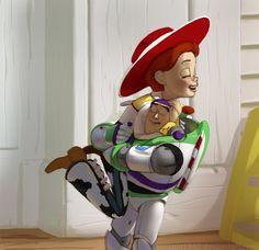 Disney Cast: Um casal de brinquedos que não está de brincadeira!