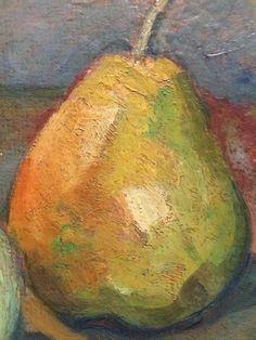 Pera di Paul Cézanne