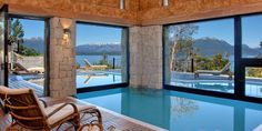 LUMA Casa de Montaña: After a dip in the pool, choose a pampering treatment in the guesthouse's small spa.
