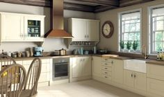 Cream Kitchen - By BA Components