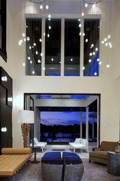 New home lighting designs