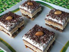 Napfény és Fűszer: Kinder bueno Tiramisu, Nutella, Ethnic Recipes, Food, Kids, Essen, Meals, Tiramisu Cake, Yemek