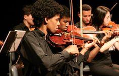 A Camerata Jovem Bachiana faz apresentação única no Projeto Passeio na Vila, neste domingo, dia 30.