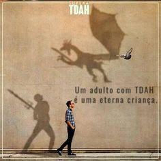 Um adulto com TDAH é sempre uma eterna criança. #superatdah  #vamosfalardetdah  #tdahmundosonhador  #vidadotdah  #vivercomtdah  #tdahadulto  #tdahdescomplicado  #tdah  #abda  #eueotdah  #soutdah  #bomdia  #crianças  #adultos  #serhumaninho #tdah #adhd #dda #defict